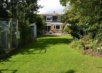Thumbnail 4 bed semi-detached house for sale in Guestwick, Tonbridge