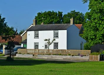 Thumbnail 3 bedroom detached house for sale in Station Road, Swaffham Bulbeck, Cambridge