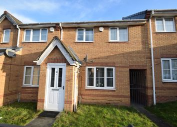 Thumbnail 3 bed terraced house to rent in Everside Drive, Manchester