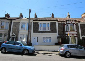 Thumbnail 3 bed terraced house for sale in Northcote Road, St George, Bristol