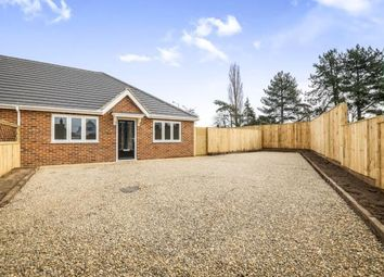 Thumbnail 2 bedroom bungalow for sale in Worlingham, Beccles, Suffolk