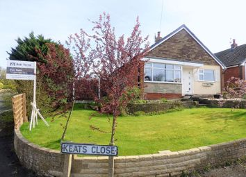 Thumbnail 2 bed detached bungalow for sale in Keats Close, Eccleston, Chorley