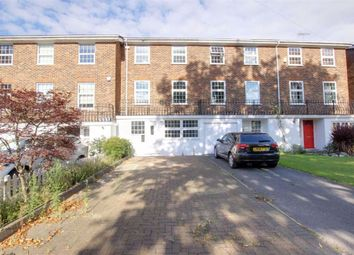 Thumbnail 4 bed terraced house to rent in York Road, New Barnet, Hertfordshire