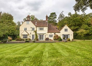 Thumbnail 6 bedroom detached house for sale in Digswell, Nr Welwyn, Herts