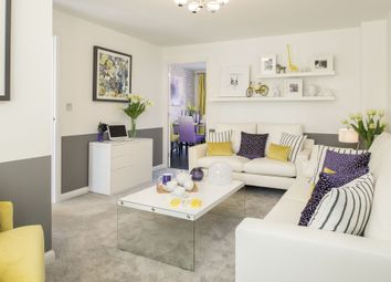 "Thumbnail 3 bed terraced house for sale in ""Finchley"" at Peg Hill, Yate, Bristol"