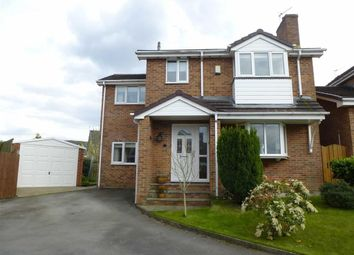 Thumbnail 4 bed detached house for sale in Bramble Bank, Glossop, Derbyshire