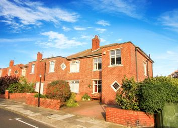 Thumbnail 3 bed semi-detached house for sale in Hotspur Street, Tynemouth, North Shields