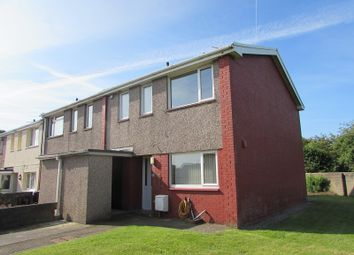 Thumbnail 3 bed end terrace house for sale in Lougher Place, St. Athan, Barry