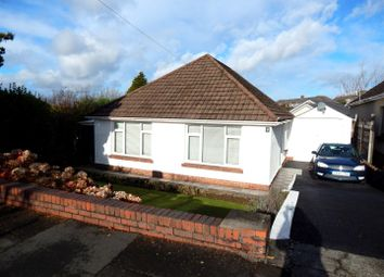 Thumbnail 3 bed detached bungalow for sale in Cefn Saeson Road, Birchgrove, Swansea
