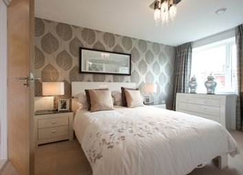 Thumbnail 3 bedroom flat for sale in Plot 25 Meridian Waterside, Southampton, Hampshire