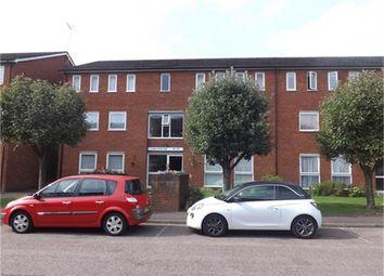 Thumbnail 2 bedroom flat for sale in Mikern Close, Bletchley, Milton Keynes, Buckinghamshire