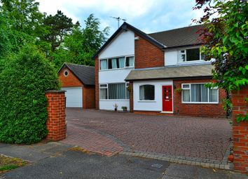 Thumbnail 4 bed detached house for sale in Chancery Lane, Alsager