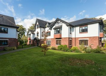 Thumbnail 3 bed flat to rent in Hunters Close, Wilmslow, Cheshire