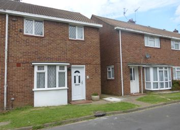 Thumbnail 2 bedroom end terrace house for sale in Days Close, Hatfield