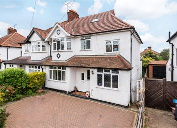 Thumbnail 5 bedroom semi-detached house for sale in Franks Avenue, New Malden