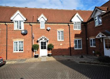 Thumbnail 3 bed terraced house for sale in Jasmine Court, Spalding