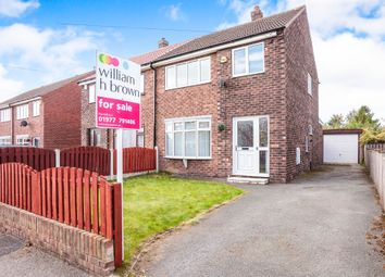 Thumbnail Semi-detached house for sale in Brookfield Drive, Ackworth, Pontefract