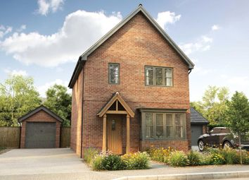 Thumbnail 3 bed detached house for sale in Plot 16, The Hazel, Kings Acre, Swainshill, Hereford