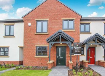 Thumbnail 3 bed terraced house for sale in Foundry Court, Treales Village, Preston
