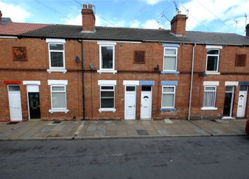 Thumbnail 2 bed terraced house for sale in Furnival Road, Doncaster