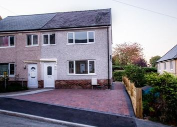 Thumbnail 3 bed semi-detached house to rent in Maes Lygan, Pentre Halkyn