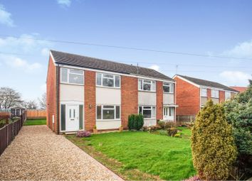 Thumbnail 3 bed semi-detached house for sale in Sykes Lane, Saxilby