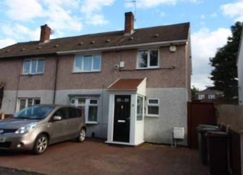 Thumbnail 3 bedroom semi-detached house for sale in Wessex Road, Wolverhampton, West Midlands