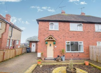 Thumbnail 3 bed semi-detached house for sale in Frogmire Road, Knaresborough