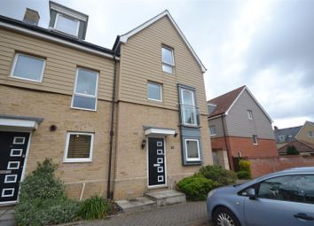 Thumbnail 4 bedroom terraced house for sale in Costessey, Norwich