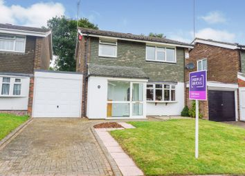 3 bed detached house for sale in Bantock Gardens, Wolverhampton WV3