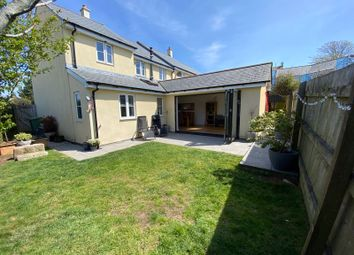 Thumbnail 4 bed semi-detached house for sale in Madison Close, Hayle