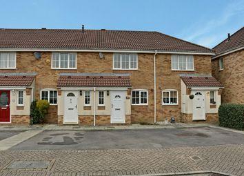 Belfry Square, Beggarwood, Basingstoke RG22. 2 bed terraced house for sale