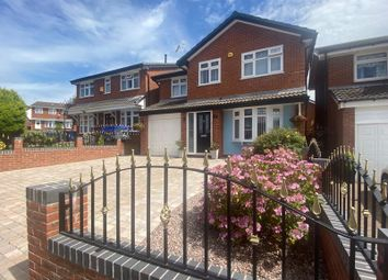 4 bed detached house for sale in Ramsey Close, Whiston, Prescot L35