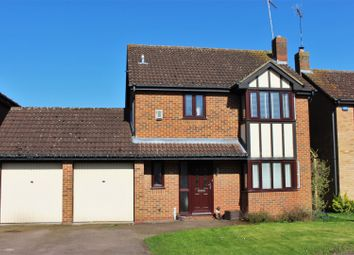 4 bed detached house for sale in Harefoot Close, Duston, Northampton NN5