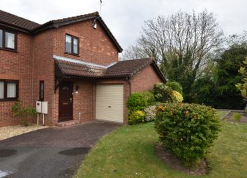 Thumbnail 3 bed semi-detached house for sale in Lea Court, Worksop