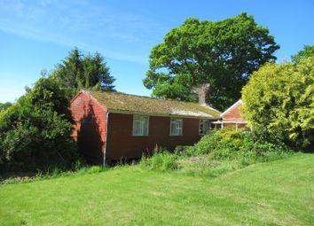 Thumbnail 4 bed detached bungalow for sale in Yeoford, Crediton