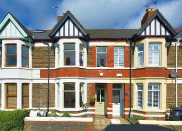 Thumbnail 2 bed property for sale in Meadow Street, Pontcanna, Cardiff