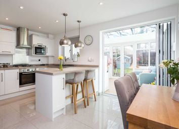 Thumbnail 3 bed terraced house for sale in Corfe Close, Southwater, Horsham