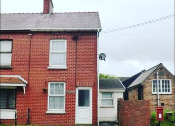 Thumbnail 2 bed semi-detached house to rent in Pencader, Carmarthenshire