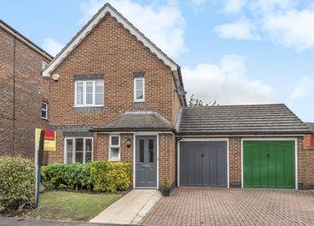 Thumbnail 3 bed link-detached house for sale in Leonardslee Crescent, Newbury
