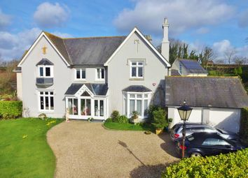 Thumbnail 4 bed country house for sale in Treveor Gardens, Modbury, Ivybridge