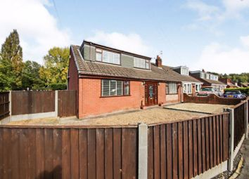 Thumbnail 4 bed semi-detached house for sale in Simpkin Street, Abram, Wigan