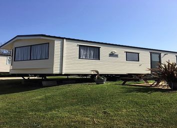Thumbnail 2 bed mobile/park home for sale in Rockley Park Holiday Centre, Napier Road, Poole, Dorset