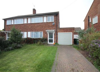 Thumbnail 3 bed semi-detached house to rent in Garden Close, Ashford, Surrey