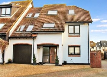 Thumbnail 5 bedroom semi-detached house for sale in White Heather Court, Hythe, Southampton