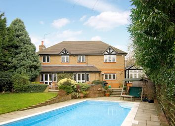 Thumbnail 5 bed detached house to rent in Lime Trees, The Clump, Rickmansworth, Hertfordshire