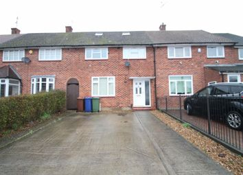 Thumbnail 4 bed terraced house to rent in Erriff Drive, South Ockendon