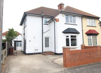Thumbnail 3 bed semi-detached house for sale in Garnett Street, Cleethorpes