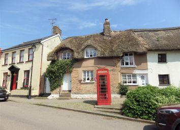 Thumbnail 3 bed cottage for sale in Bridge Street, Hatherleigh, Okehampton