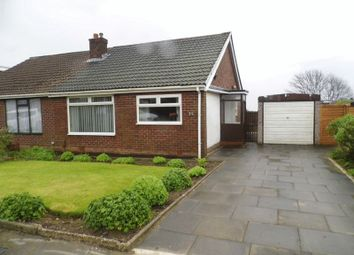 Thumbnail 2 bedroom semi-detached bungalow for sale in Bee Hive Green, Westhoughton, Bolton